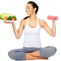 Stay Healthy With Diet And Exercise