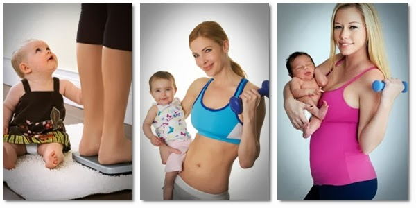 healthy way to lose weight after pregnancy