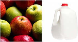 apple_and_skim_milk
