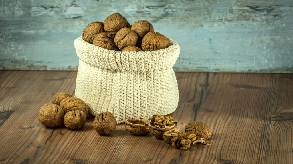 Eat More Walnuts This New Year