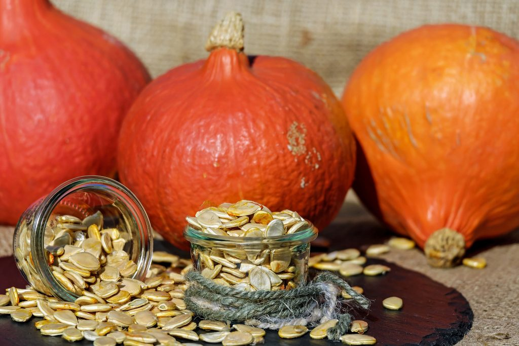 Snack On Pumpkin Seeds This New Year